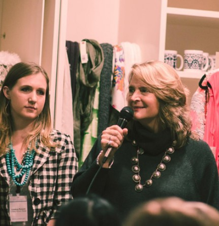"Andrea Weatherhead honored at ChickChat Seattle's ""The INFLUENTIALS"""